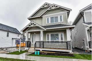 "Main Photo: 8242 204 Street in Langley: Willoughby Heights House for sale in ""Yorkson"" : MLS®# R2254297"