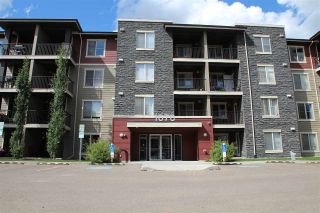 Main Photo: 410 1070 MCCONACHIE Boulevard in Edmonton: Zone 03 Condo for sale : MLS®# E4108616