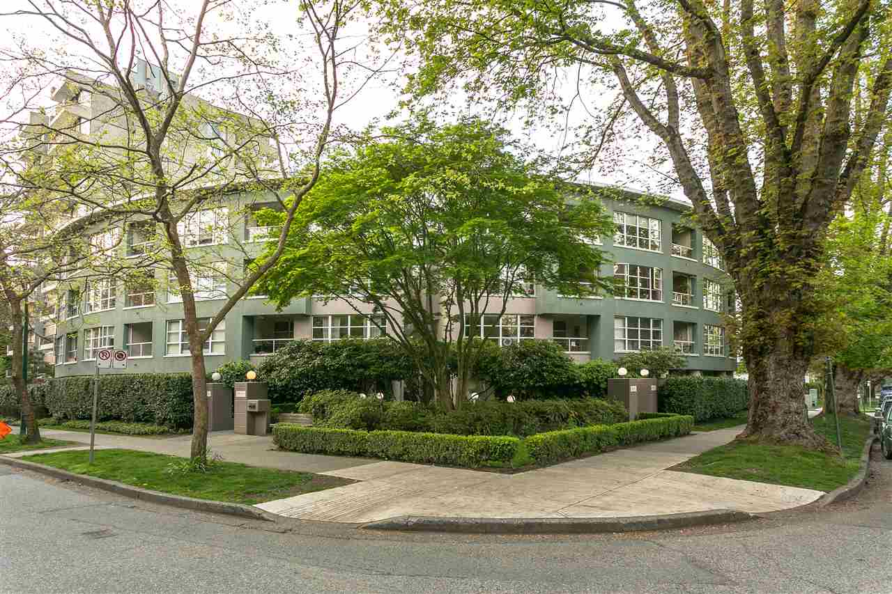 "Main Photo: 305 1705 NELSON Street in Vancouver: West End VW Condo for sale in ""THE PALLADIAN"" (Vancouver West)  : MLS®# R2265496"