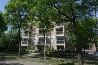 Main Photo: 104 10046 110 Street in Edmonton: Zone 12 Condo for sale : MLS®# E4110006