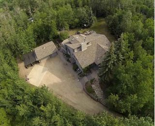 Main Photo: 385 South Chrenek Acres: Rural Strathcona County House for sale : MLS®# E4118790