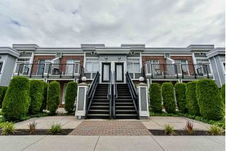 Main Photo: 371 20170 FRASER Highway in Langley: Langley City Townhouse for sale : MLS®# R2297557