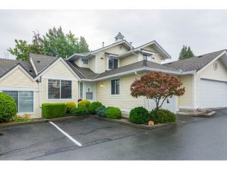 "Main Photo: 42 8737 212 Street in Langley: Walnut Grove Townhouse for sale in ""CHARTWELL GREEN"" : MLS®# R2304216"