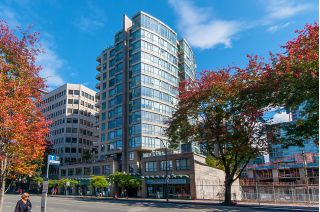 "Main Photo: 805 1238 BURRARD Street in Vancouver: Downtown VW Condo for sale in ""ALTADENA"" (Vancouver West)  : MLS®# R2306598"