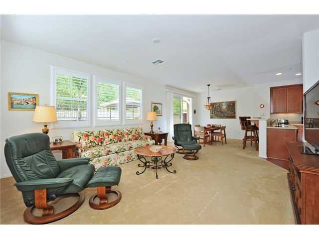 Photo 3: CARLSBAD WEST Townhome for sale : 3 bedrooms : 6919 Tourmaline Place in Carlsbad
