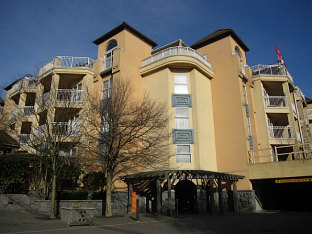 "Main Photo: 111 519 12TH Street in New Westminster: Uptown NW Condo for sale in ""KINGSGATE"" : MLS® # V1051034"