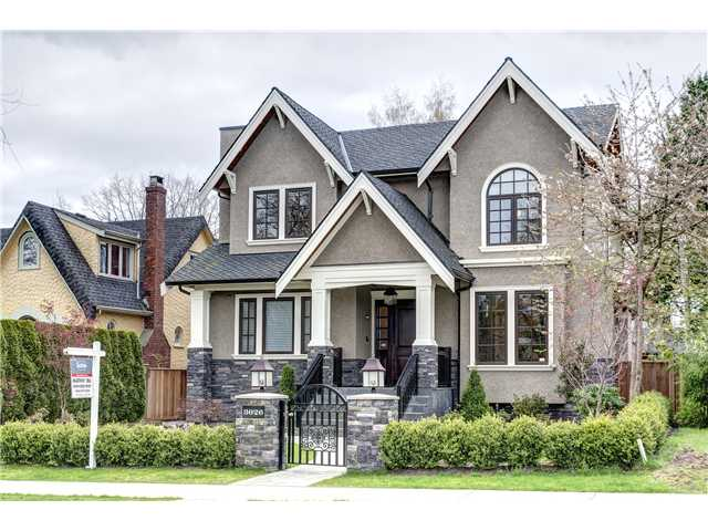 Main Photo: 3026 W 31ST Avenue in Vancouver: MacKenzie Heights House for sale (Vancouver West)  : MLS® # V1054482