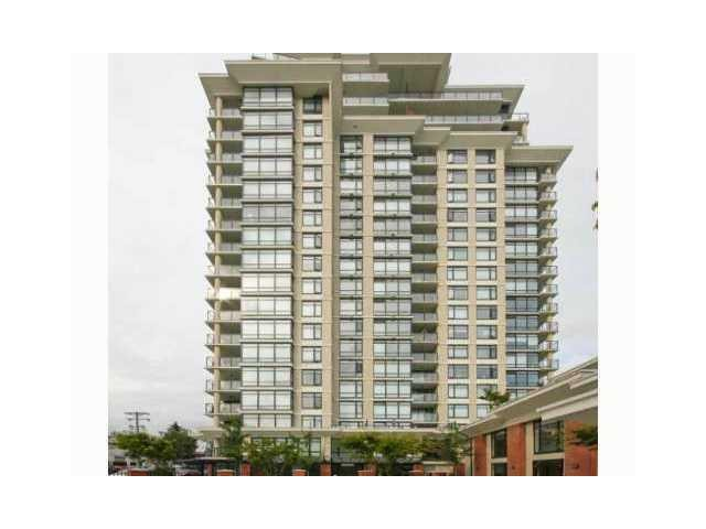 Main Photo: 806 610 VICTORIA Street in New Westminster: Downtown NW Condo for sale : MLS® # V1064335