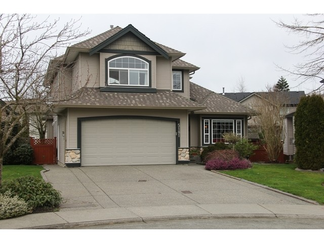 "Main Photo: 5181 223A Street in Langley: Murrayville House for sale in ""Hillcrest"" : MLS®# F1432456"