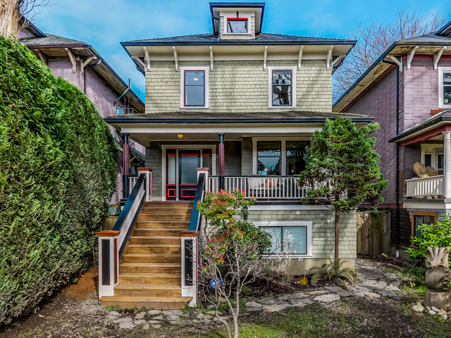 Main Photo: 1737 E 7TH Avenue in Vancouver: Grandview VE House for sale (Vancouver East)  : MLS® # V1111153