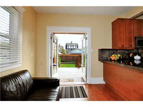 Photo 5: 116 20TH Ave W in Vancouver West: Cambie Home for sale ()  : MLS(r) # V943731