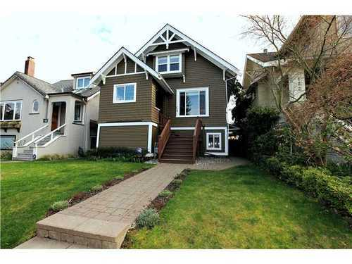 Main Photo: 116 20TH Ave W in Vancouver West: Cambie Home for sale ()  : MLS(r) # V943731