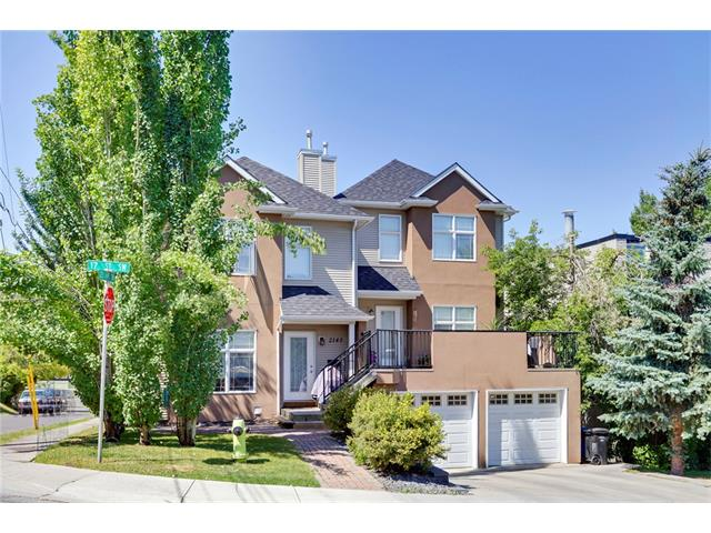 Main Photo: 2143 17 Street SW in Calgary: Bankview House for sale : MLS(r) # C4024274