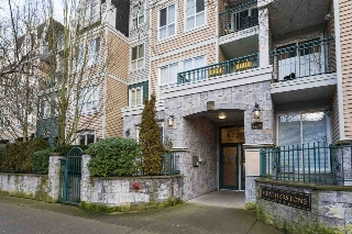 "Main Photo: 211 3278 HEATHER Street in Vancouver: Cambie Condo for sale in ""HEATHERSTONE"" (Vancouver West)  : MLS® # R2030479"