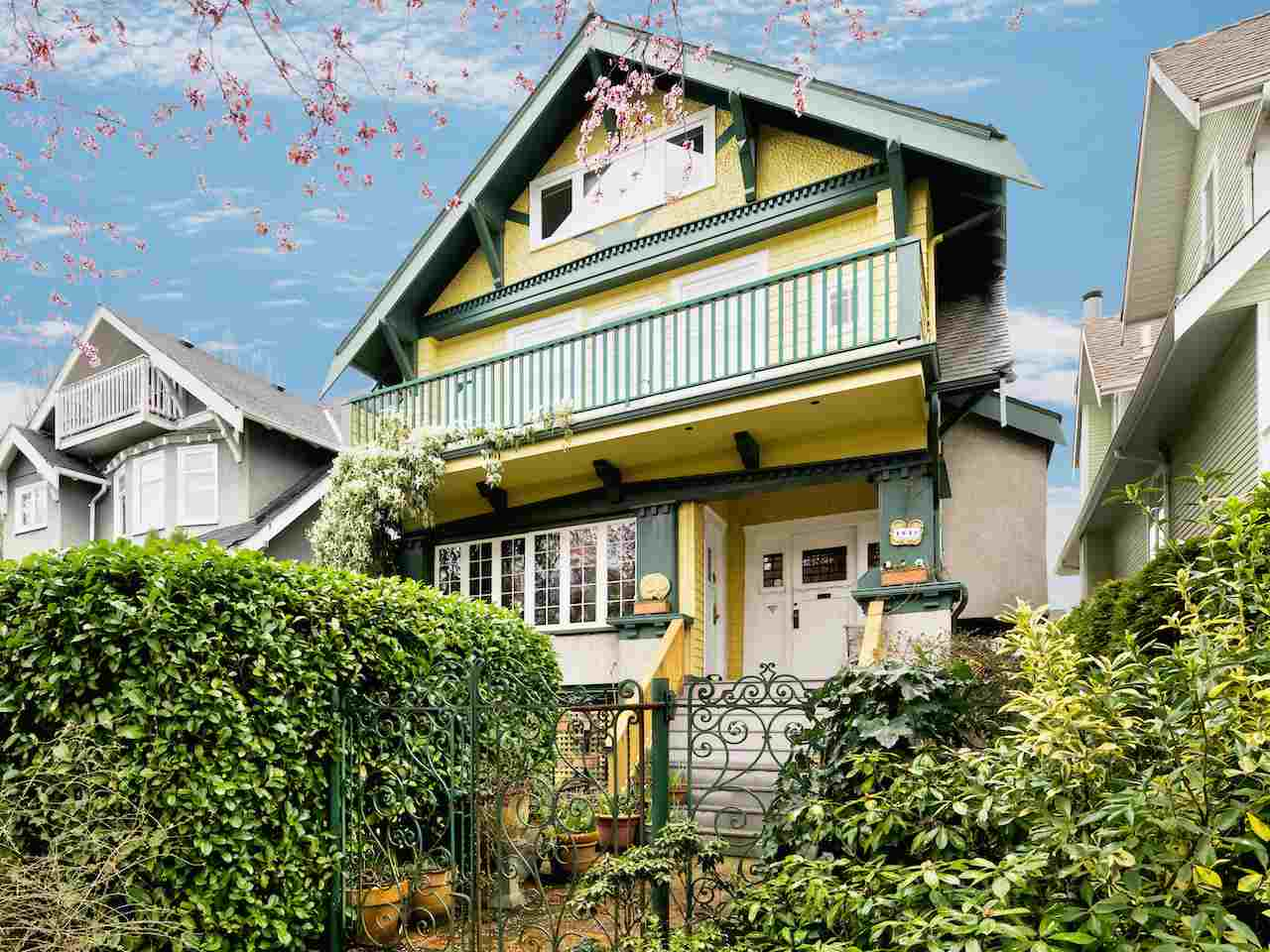 Main Photo: 1849 CREELMAN Avenue in Vancouver: Kitsilano House for sale (Vancouver West)  : MLS® # R2045415