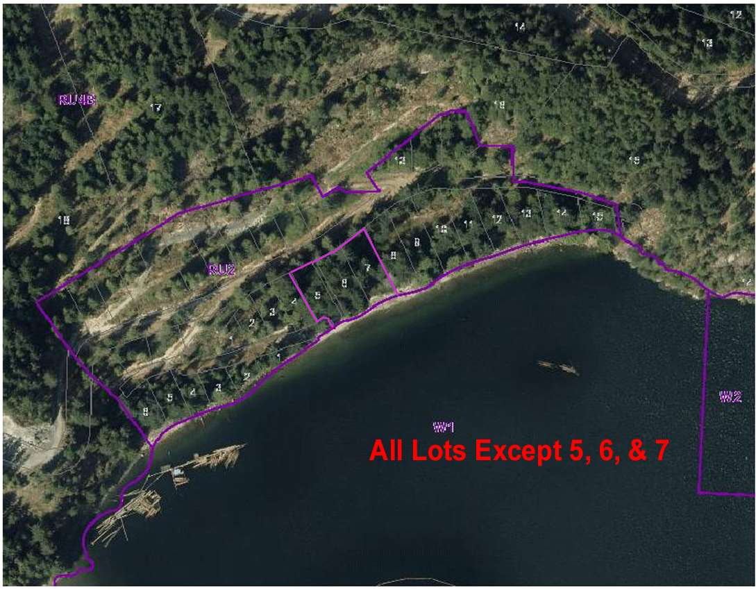 "Main Photo: 38 Lots WITHERBY BEACH Road in Gibsons: Gibsons & Area Home for sale in ""WITHERBY BEACH PROPERTIES"" (Sunshine Coast)  : MLS®# R2049906"