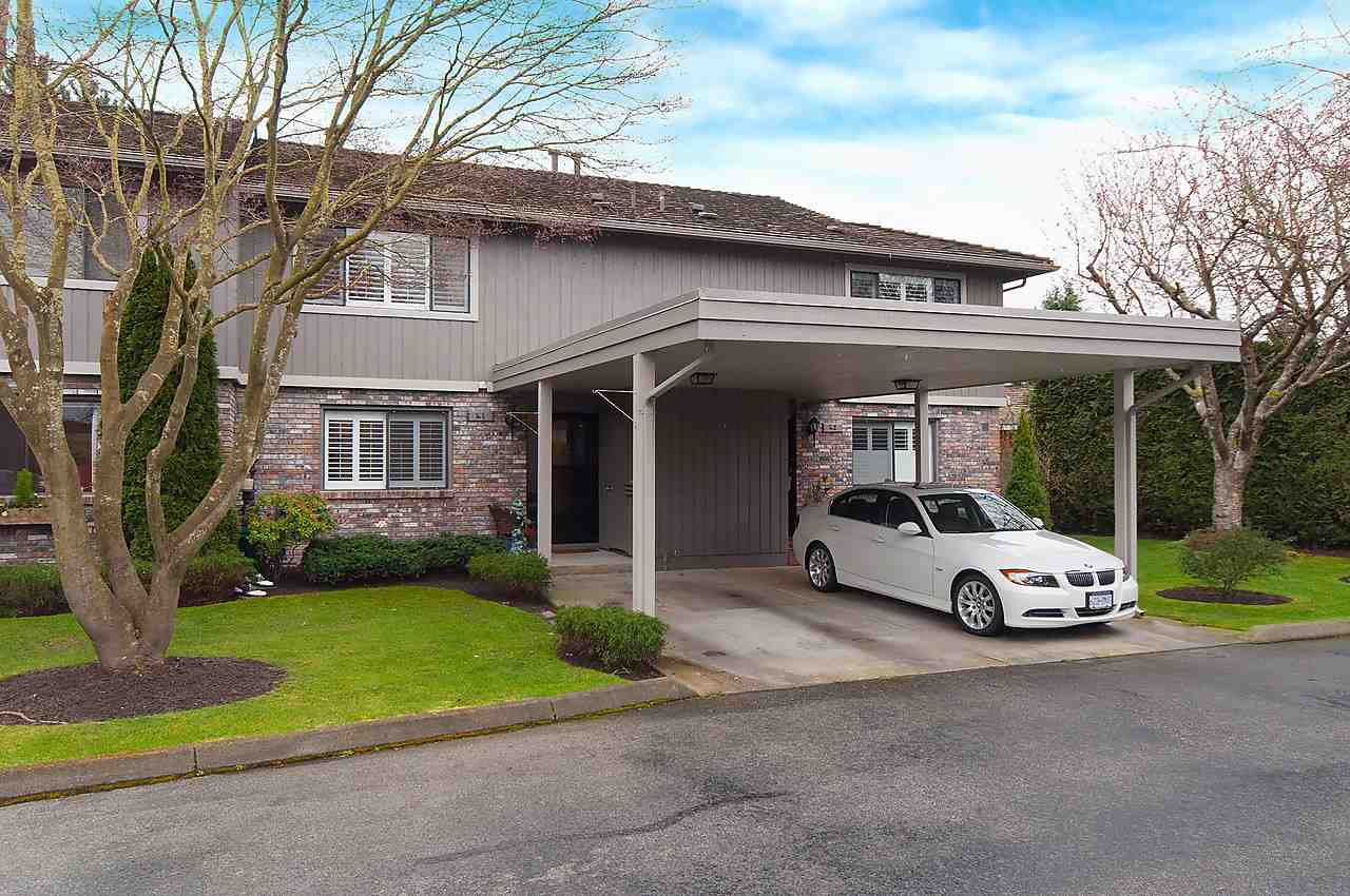 "Main Photo: 41 11771 KINGFISHER Drive in Richmond: Westwind Townhouse for sale in ""SOMERSET MEWS"" : MLS® # R2050426"
