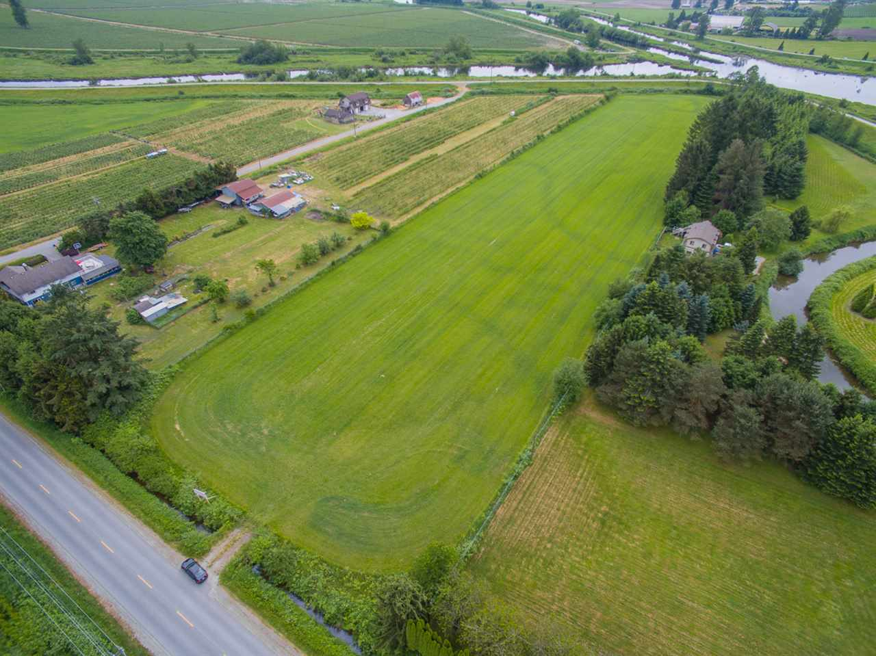 Main Photo: LOT 4 MCNEIL ROAD in Pitt Meadows: North Meadows PI Home for sale : MLS® # R2068304