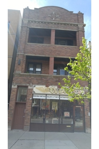 Main Photo: 2105 Division Street Unit 2N in CHICAGO: CHI - West Town Condo, Co-op, Townhome for sale ()  : MLS®# 09227963