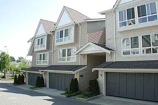 Main Photo: 7393 HAWTHORNE TERRAC in : Highgate Townhouse for sale : MLS(r) # V397818