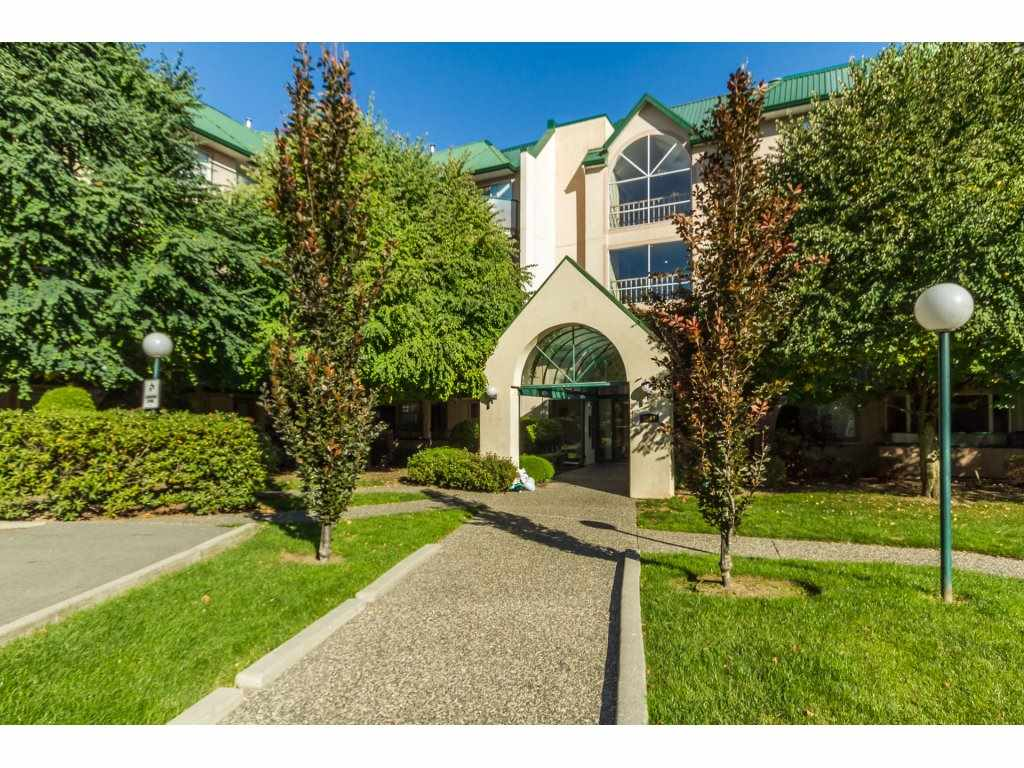 "Main Photo: 405 2964 TRETHEWEY Street in Abbotsford: Abbotsford West Condo for sale in ""Cascade Green"" : MLS®# R2107776"