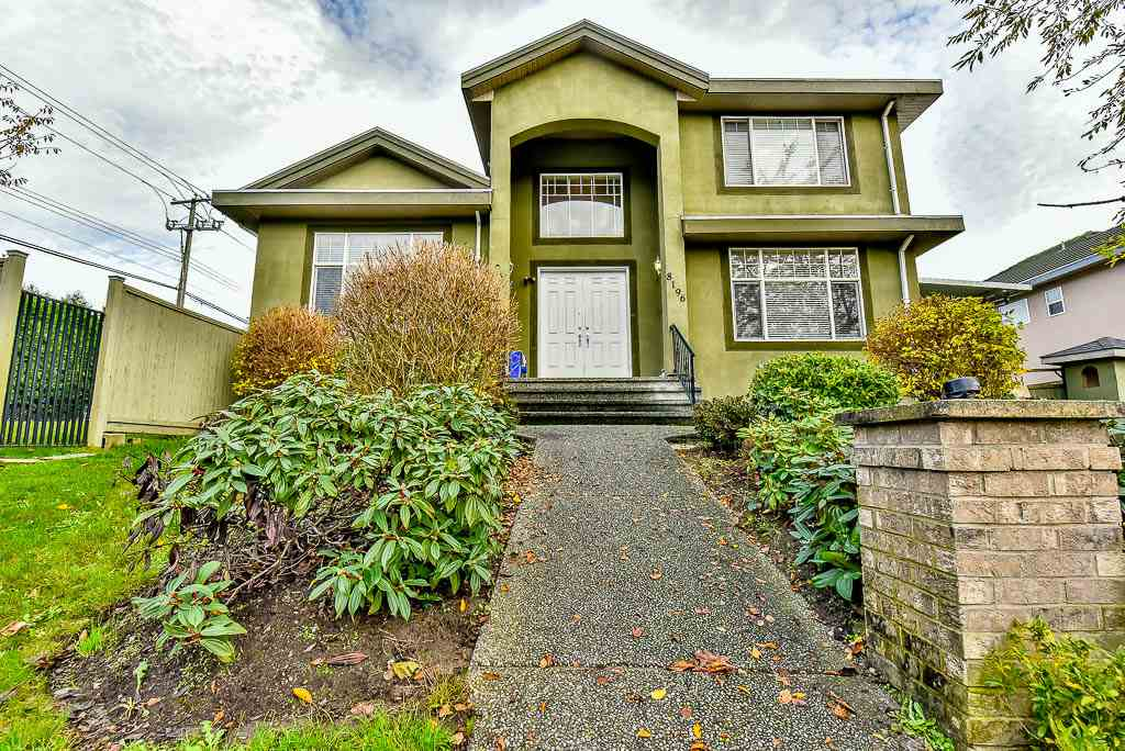 Main Photo: 8196 153 Street in Surrey: Fleetwood Tynehead House for sale : MLS® # R2122868