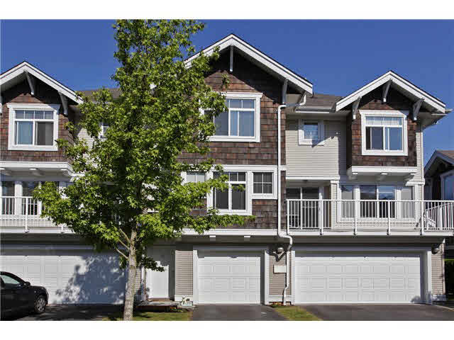 Main Photo: 25 20771 DUNCAN WAY in : Langley City Townhouse for sale : MLS® # F1447055