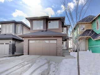 Main Photo: 3665 ALLAN Drive in Edmonton: Zone 56 House for sale : MLS(r) # E4052312