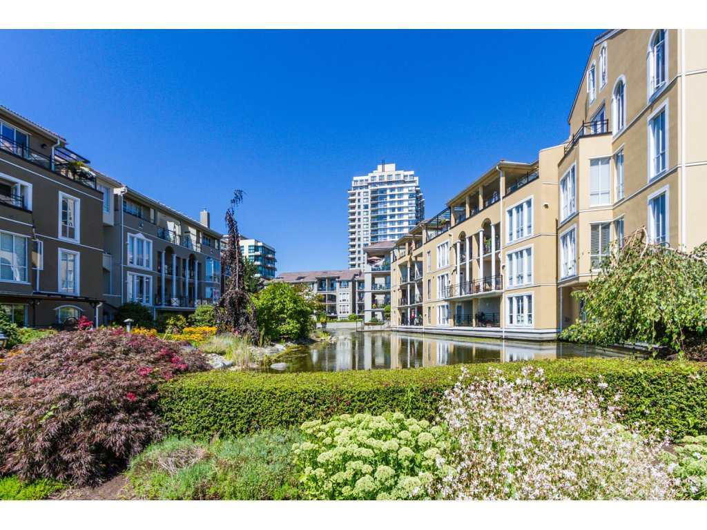 "Main Photo: 409 3 RENAISSANCE Square in New Westminster: Quay Condo for sale in ""THE LIDO"" : MLS® # R2148521"