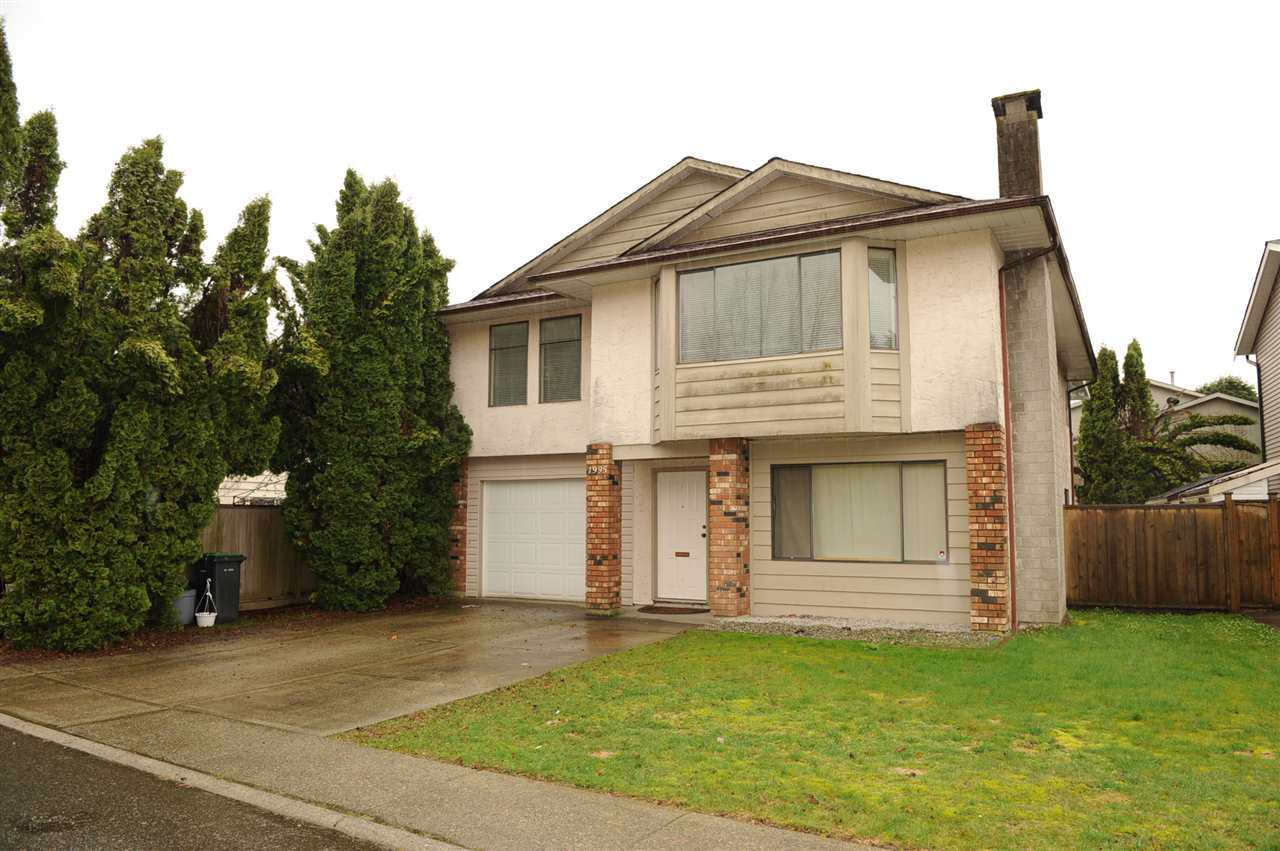 Main Photo: 1995 ELIZABETH Drive in Coquitlam: River Springs House for sale : MLS®# R2154683