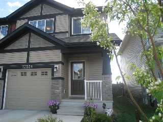 Main Photo:  in Edmonton: Zone 27 Attached Home for sale : MLS(r) # E4062572