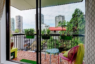 Main Photo: 301 1146 HARWOOD STREET in Vancouver: West End VW Condo for sale (Vancouver West)  : MLS(r) # R2164237