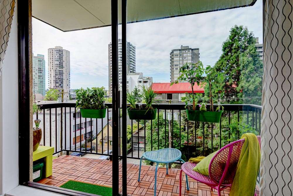 Main Photo: 301 1146 HARWOOD STREET in Vancouver: West End VW Condo for sale (Vancouver West)  : MLS® # R2164237