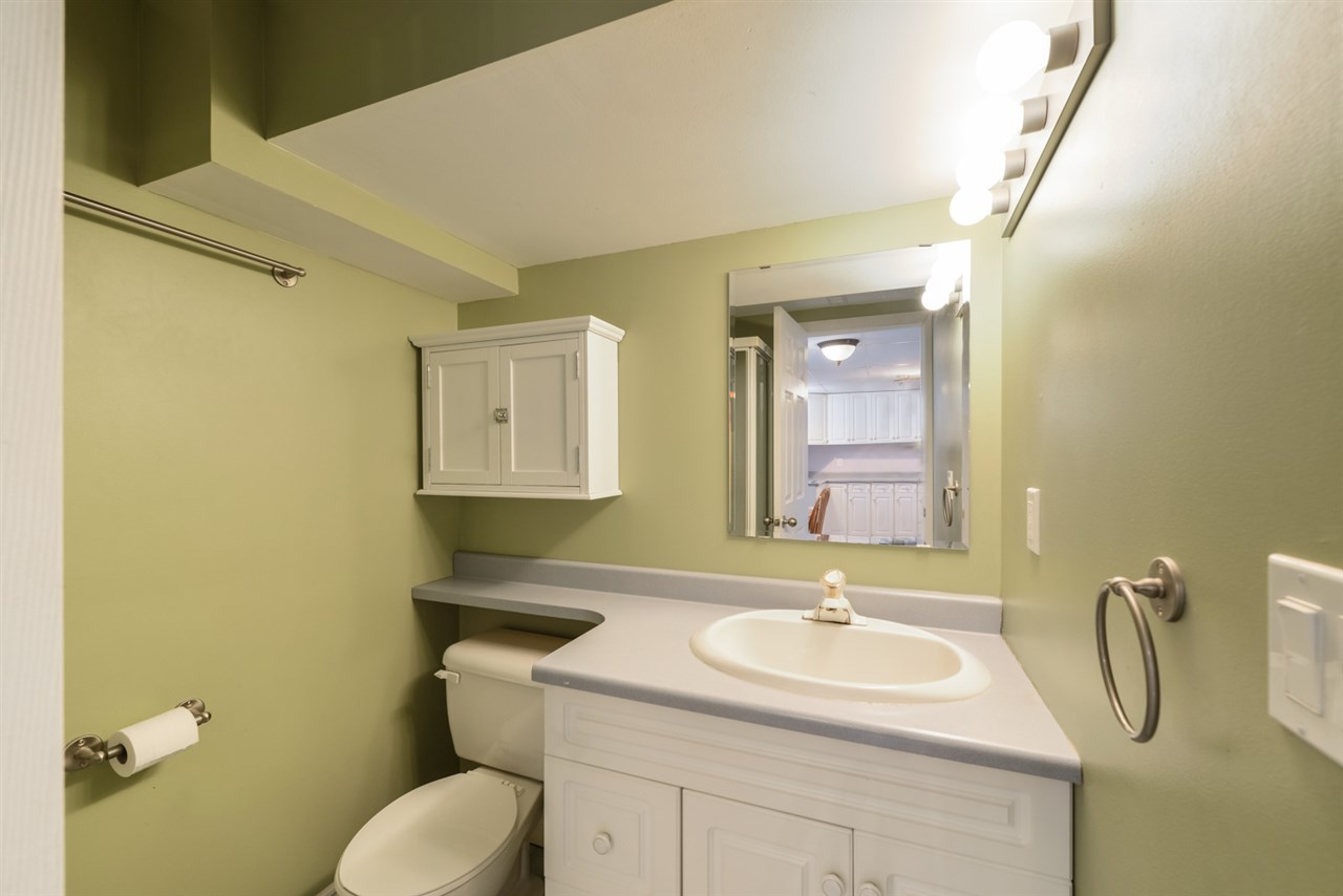 The 3rd full bathroom in the home is another convenient 3 piece.