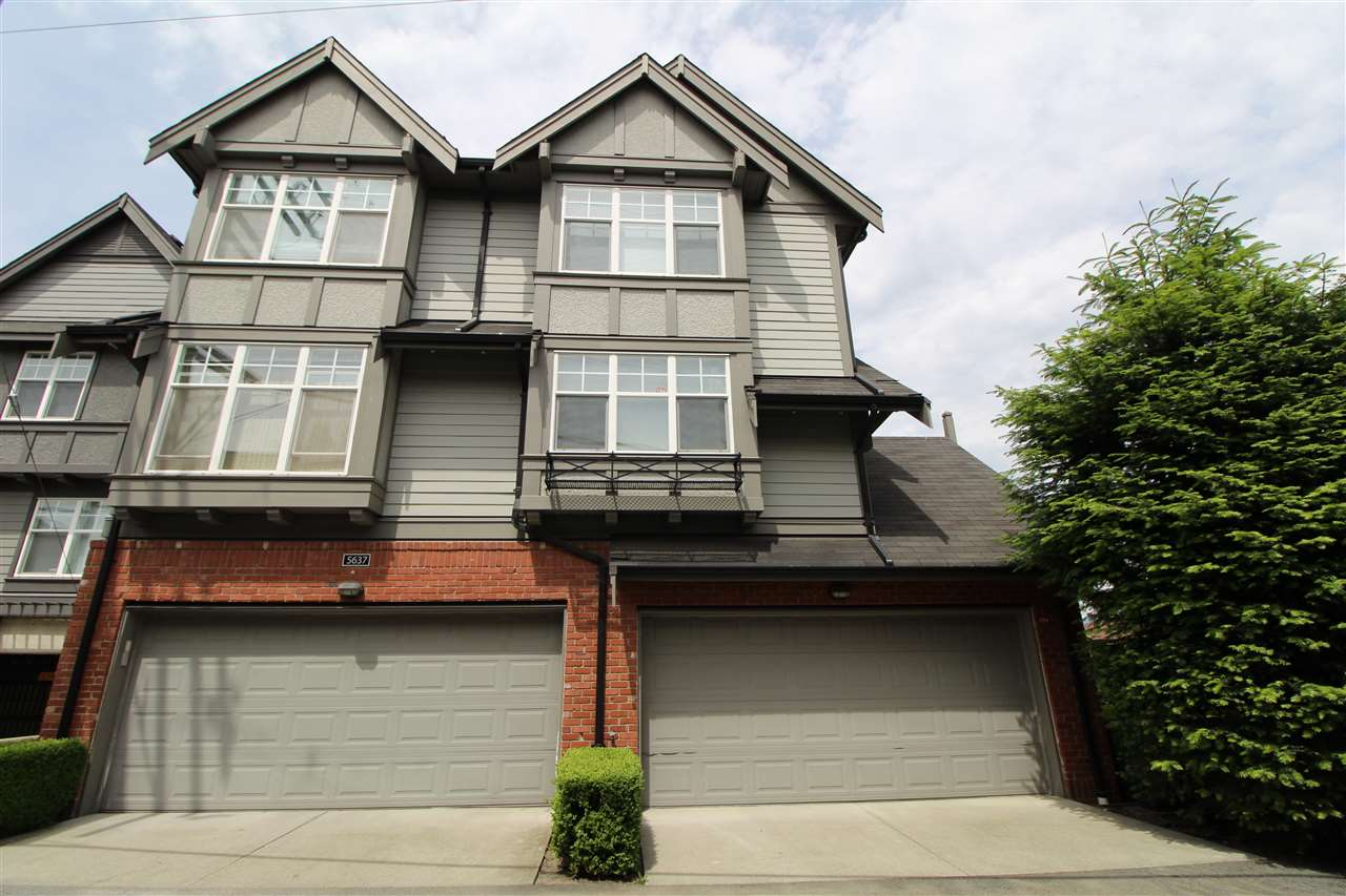 "Photo 9: 5637 WILLOW Street in Vancouver: Cambie Townhouse for sale in ""WILLOW"" (Vancouver West)  : MLS(r) # R2174798"