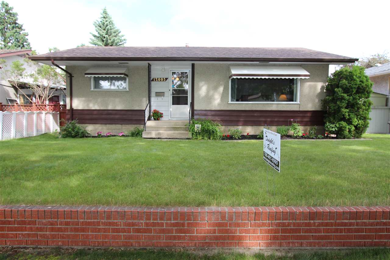 Photo 1: 12005 37 Street in Edmonton: Zone 23 House for sale : MLS(r) # E4069604