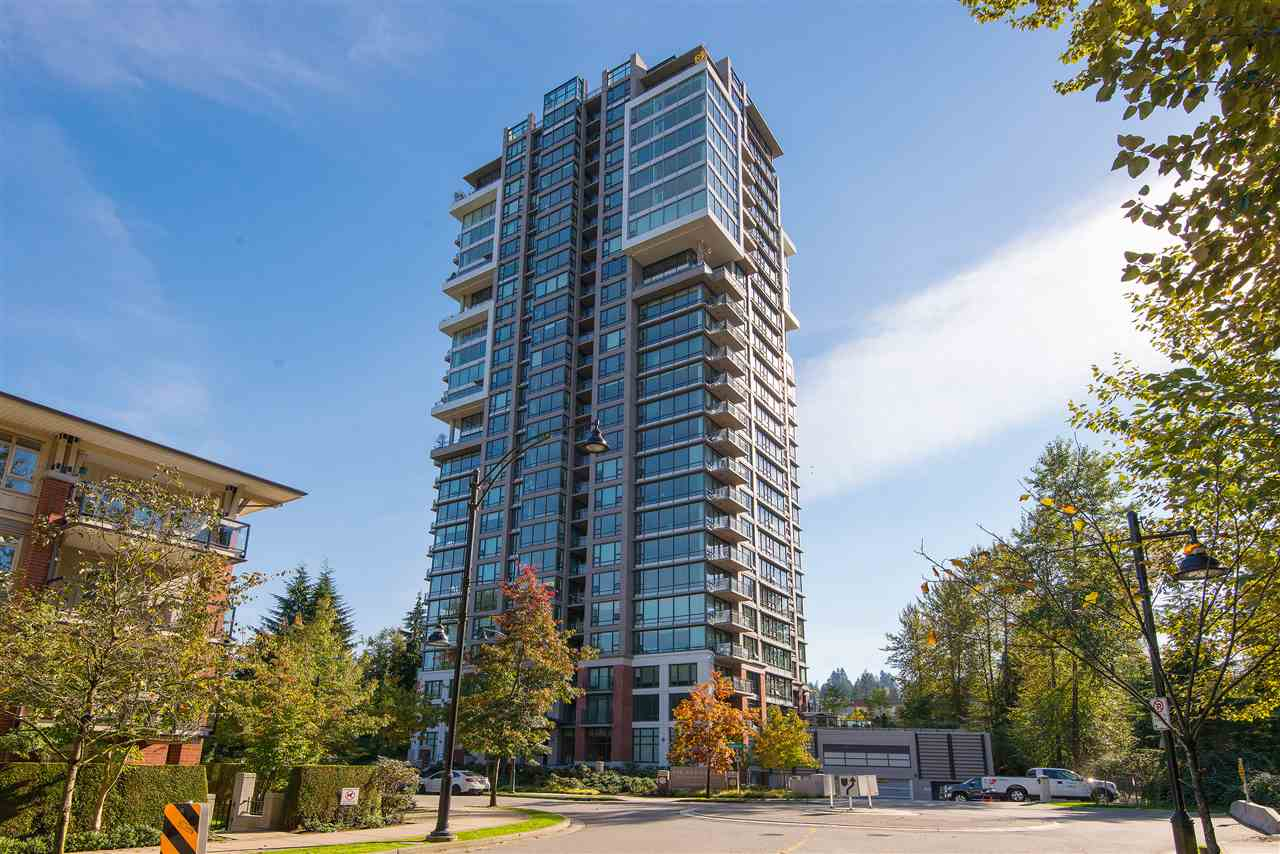 "Main Photo: 402 301 CAPILANO Road in Port Moody: Port Moody Centre Condo for sale in ""THE RESIDENCES"" : MLS(r) # R2179077"