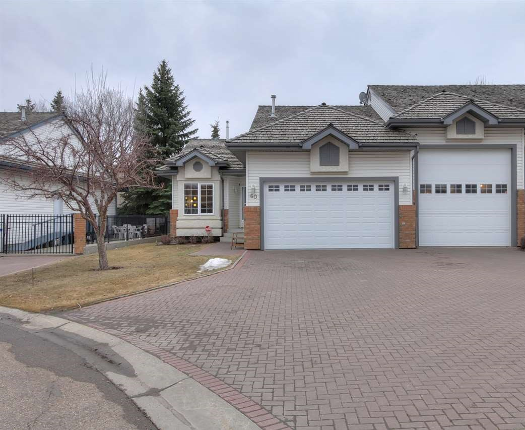Main Photo: 60 10 BLACKBURN Drive W in Edmonton: Zone 55 Townhouse for sale : MLS® # E4073566