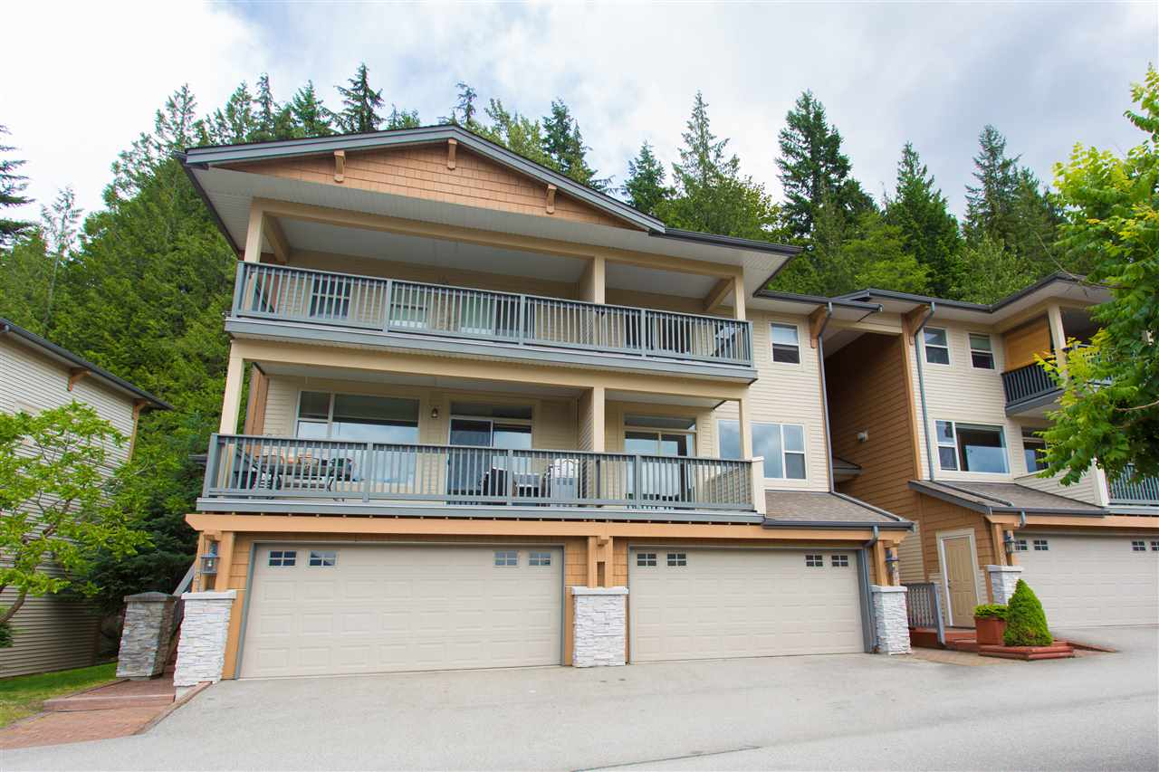 Main Photo: 22 1026 GLACIER VIEW Drive in Squamish: Garibaldi Highlands House 1/2 Duplex for sale : MLS(r) # R2190231