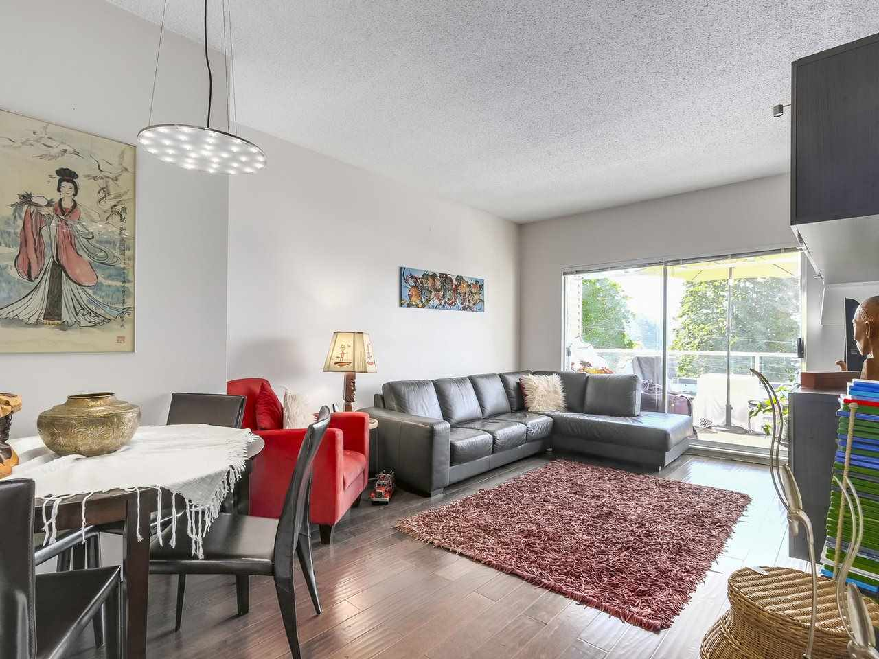 "Photo 4: 304 827 W 16TH Street in North Vancouver: Hamilton Condo for sale in ""CEDARCREST"" : MLS® # R2192474"