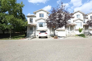 Main Photo: 36 9630 176 Street in Edmonton: Zone 20 Townhouse for sale : MLS® # E4077441