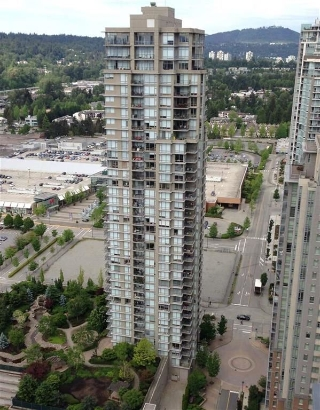"Main Photo: 1103 2980 ATLANTIC Avenue in Coquitlam: North Coquitlam Condo for sale in ""LEVO"" : MLS® # R2197523"