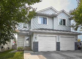 Main Photo: 15 4350 23 Street in Edmonton: Zone 30 House Half Duplex for sale : MLS® # E4079390
