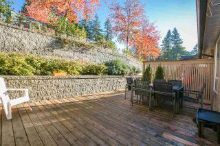 "Main Photo: 3 103 PARKSIDE Drive in Port Moody: Heritage Mountain Townhouse for sale in ""TREETOPS"" : MLS® # R2218399"