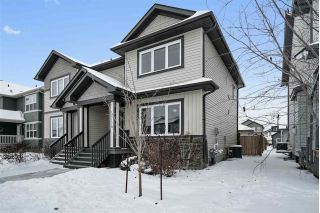 Main Photo:  in Edmonton: Zone 27 House Half Duplex for sale : MLS® # E4088984