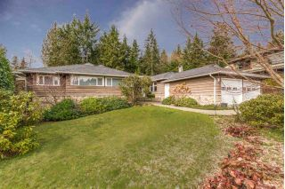 Main Photo: 4169 VALENCIA Avenue in North Vancouver: Delbrook House for sale : MLS® # R2236429