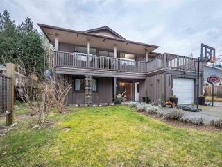 Main Photo: 7831 EAGLE Drive in Halfmoon Bay: Halfmn Bay Secret Cv Redroofs House for sale (Sunshine Coast)  : MLS® # R2247264