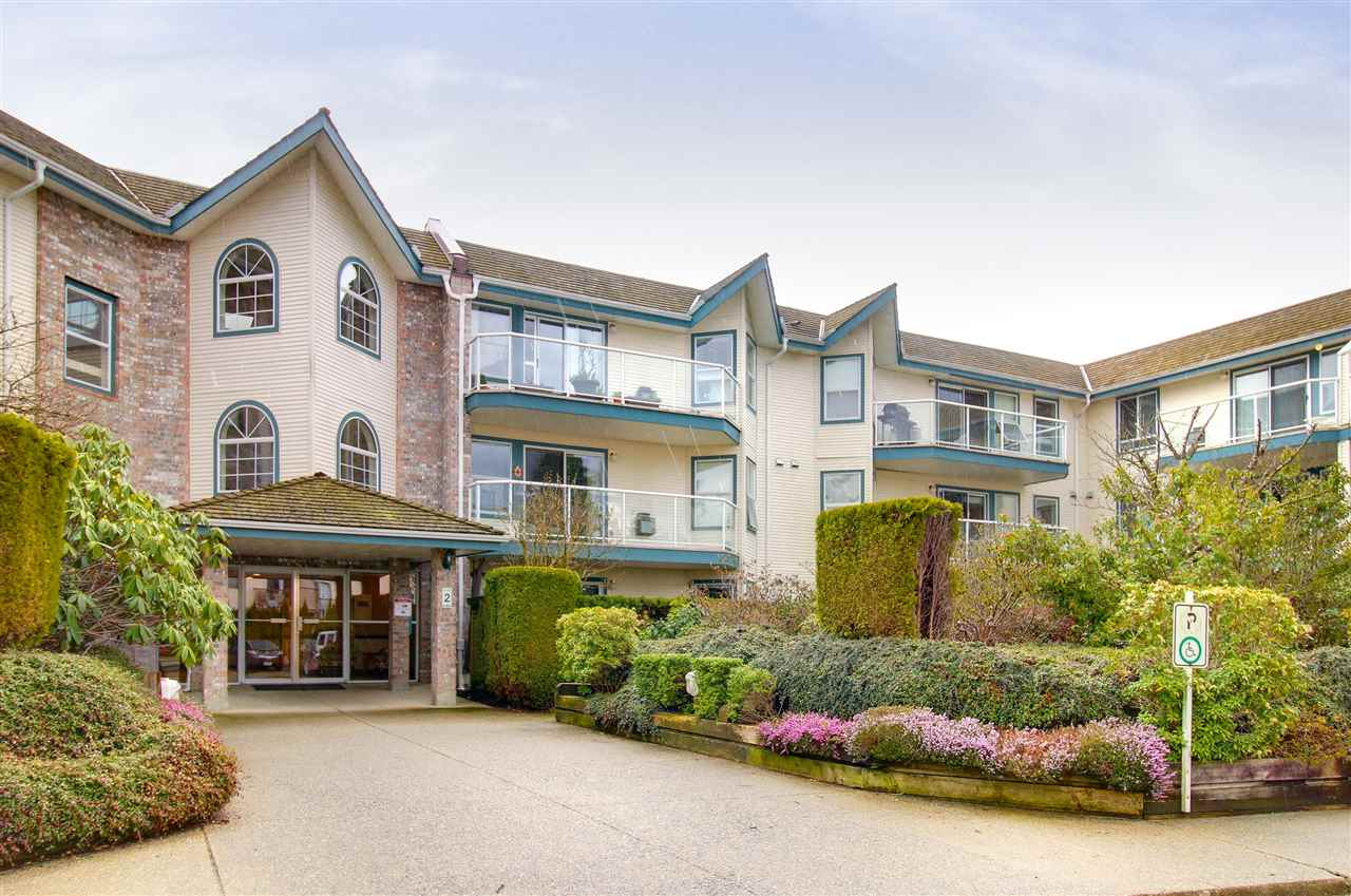 "Main Photo: 320 27358 32 Avenue in Langley: Aldergrove Langley Condo for sale in ""WillowCreek"" : MLS® # R2250735"