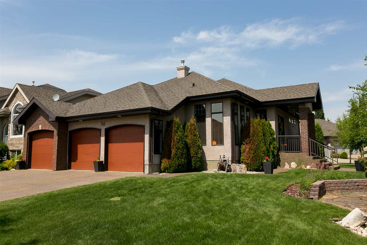 Main Photo: 56 LAURALCREST Place: St. Albert House for sale : MLS®# E4116326