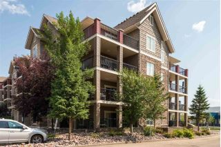 Main Photo: 234 2096 BLACKMUD CREEK Drive in Edmonton: Zone 55 Condo for sale : MLS®# E4123192